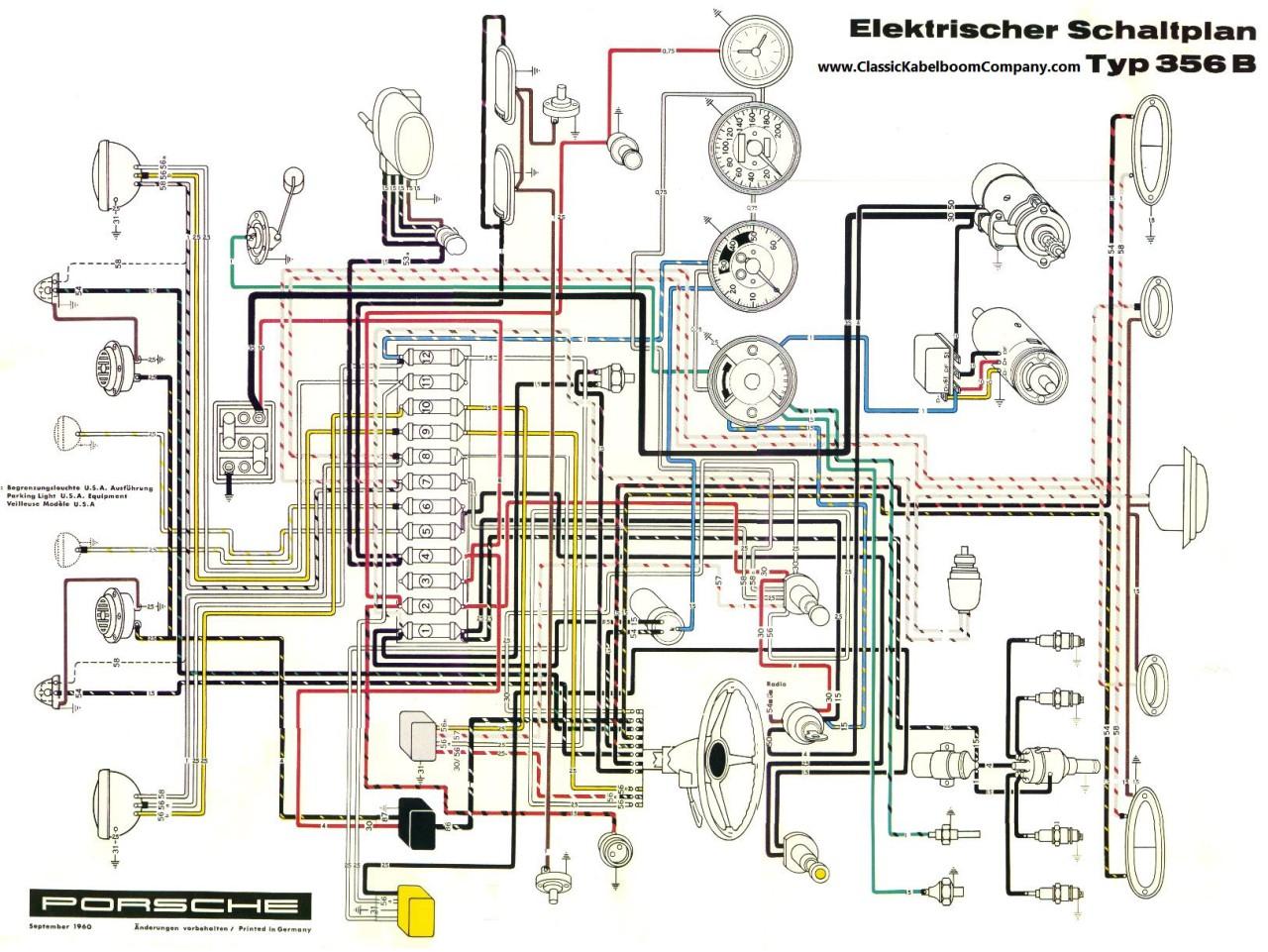 classic kabelboom company bedrading schema s porsche wiring rh classickabelboomcompany com wiring diagram 1967 porsche 912 porsche 912 wiring diagram