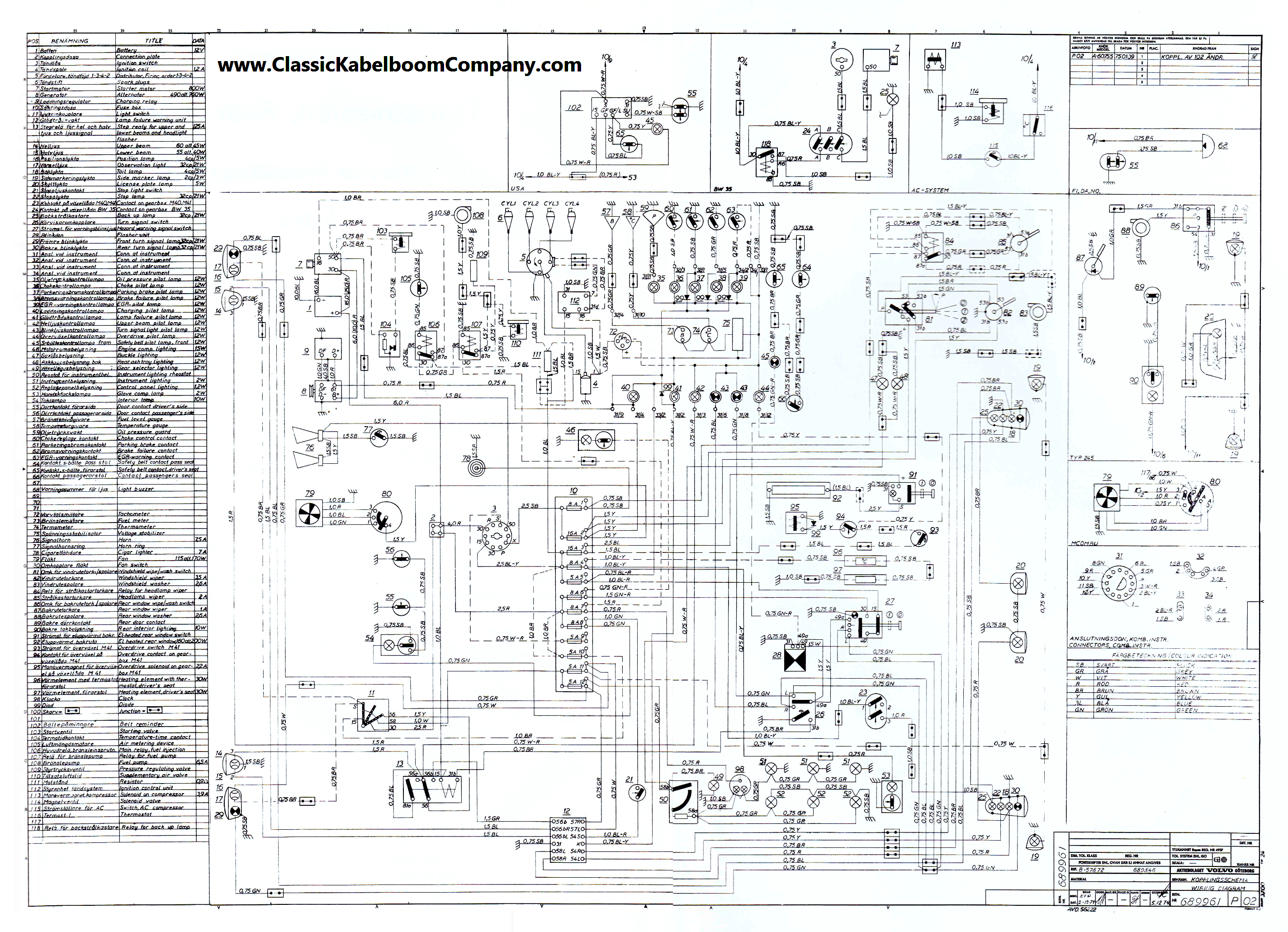 Excellent Volvo 240 Wiring Diagram 1992 Photos Best Image Wire